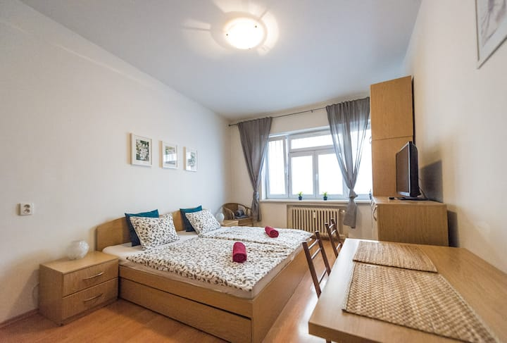 TOP LOCATION STUDIO SUPERIOR near President Palace