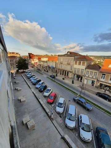 Apartamento na Zona histórica de Penafiel