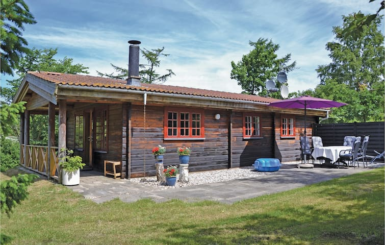 Holiday cottage with 3 bedrooms on 66m² in Jægerspris