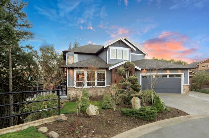 Executive Family home in Bear Mnt