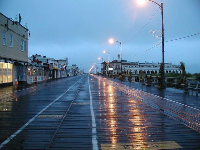 Bayside rest - 오션 씨티(Ocean City)
