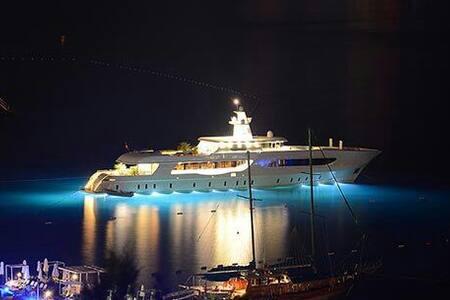 Bodrum 'da Mega Yacht ayrıcalığı - Torba Mahallesi - Rumah