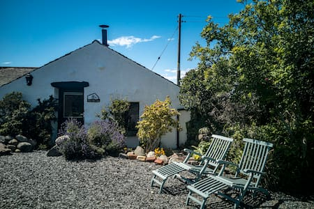 Western Lake District Beach, dog friendly cottage