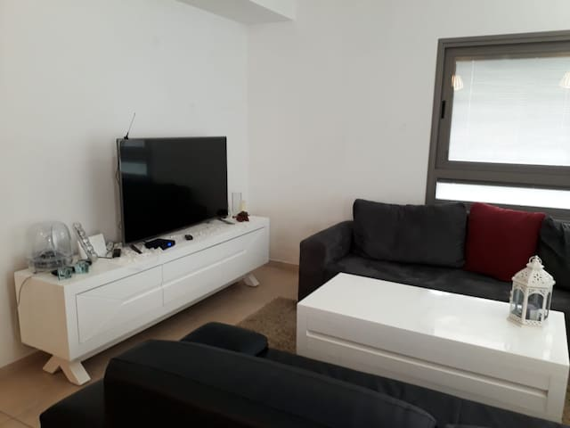 Modern Apartment neer Air Port & TLV