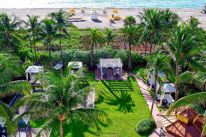 South Beach 5-Star Oceanfront, 10/16 to 10/20 Only