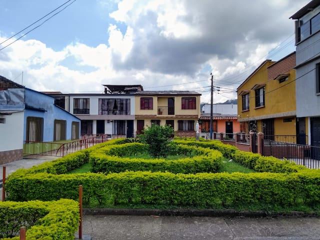 Alojamiento Villa Cabal