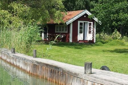 Sjöstuga Vättersö - Cottage