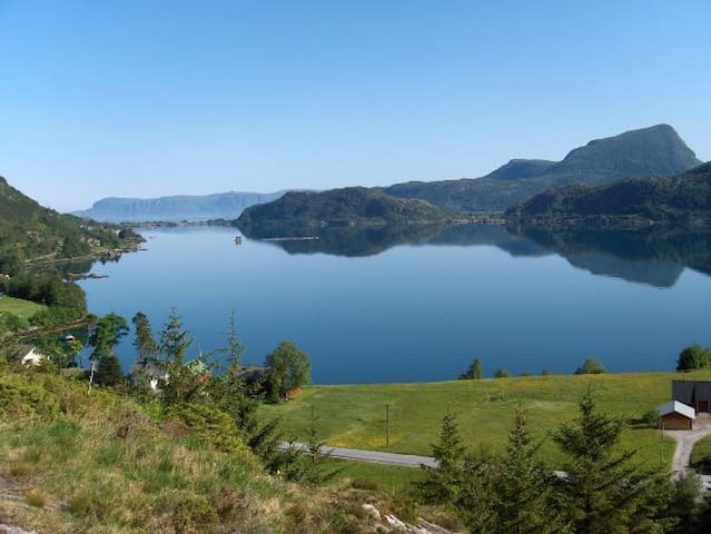 Your Nordfjord experience starts here