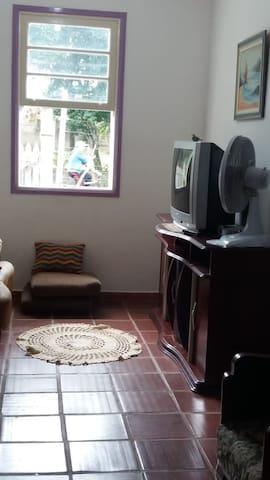 Casa em paraíso ecológico. Iguape/Icapara