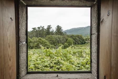 Casa do Curralino: Casita del Sur - Pontevedra