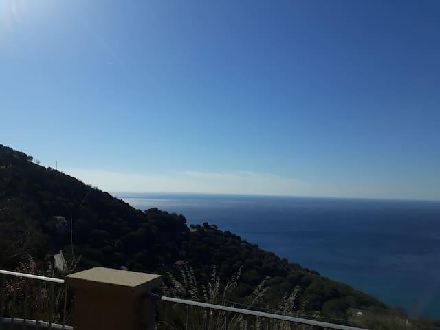 Amazing apartment in Villa on Cilento coast