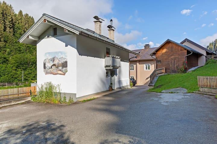 Schönes Ferienhaus in Hüttau in der Nähe des Flughafens Salzburg