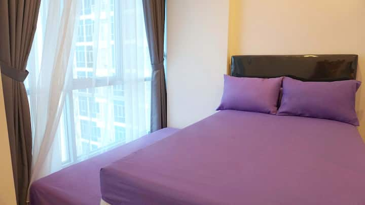 Studio in Central Jakarta - Salemba with Free Wifi