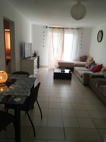 Chambres parfaitement situées à Boucan