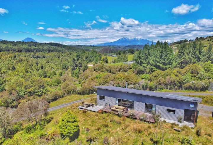 Tongariro Crossing Eco Retreat - National Park