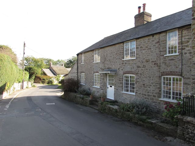 Cross Trees Cottage, great for sea & countryside - Litton Cheney - Huis