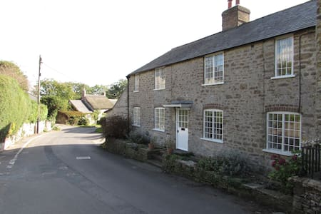 Cross Trees Cottage, great for sea & countryside - Litton Cheney - Dom