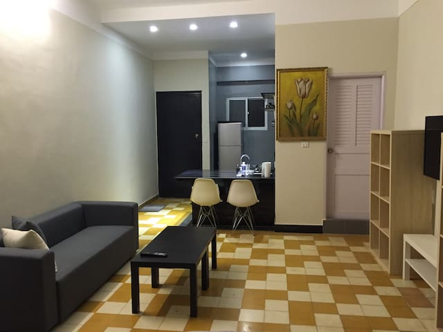 Phnom Penh Vacation Apartment - Phnom Penh - Daire