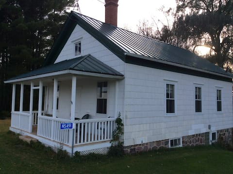 Peterson Mill Schoolhouse