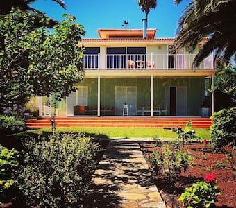 Habitación doble en precioso chalet - San Cristóbal de La Laguna - Bed & Breakfast