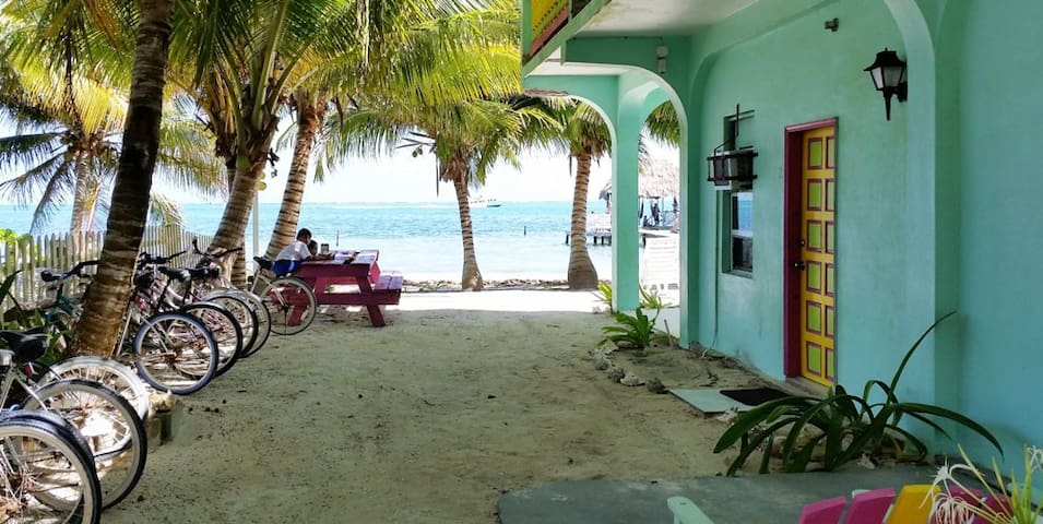 Barefoot Beach Side View Room #4