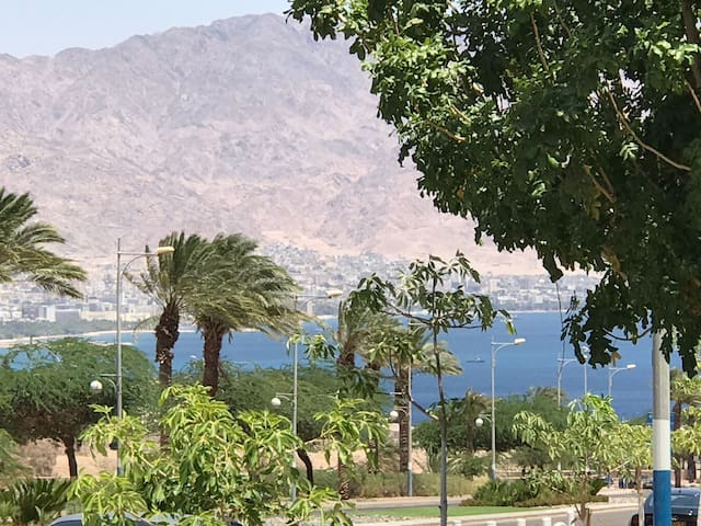 A lovely apartment In Eilat