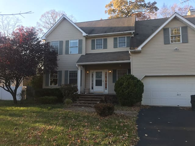 Large home w/finished basement.  Great for events!