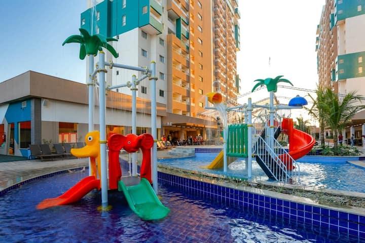 Enjoy Olímpia Park Resort.