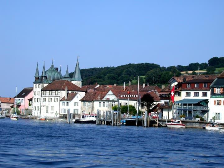Studio direkt am See  im Herzen der Altstadt