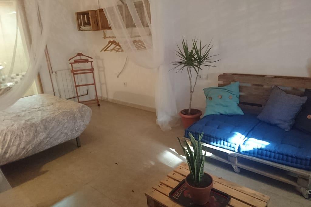 habitación/ bedroom/ chambre