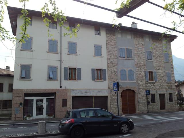 """Centro storico Calavino """"Valle dei Laghi"""" - Calavino - Apartamento"""
