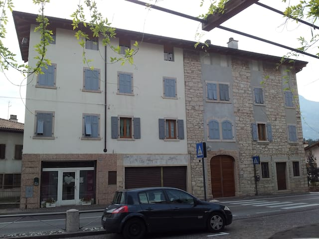 "Centro storico Calavino ""Valle dei Laghi"" - Calavino - Lägenhet"