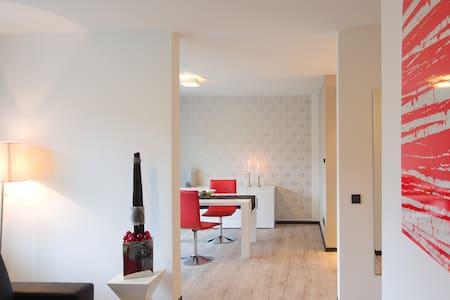 Stilvolles 55m² Apartment - mit exkl. Hotelservice - Erwitte - Apartemen