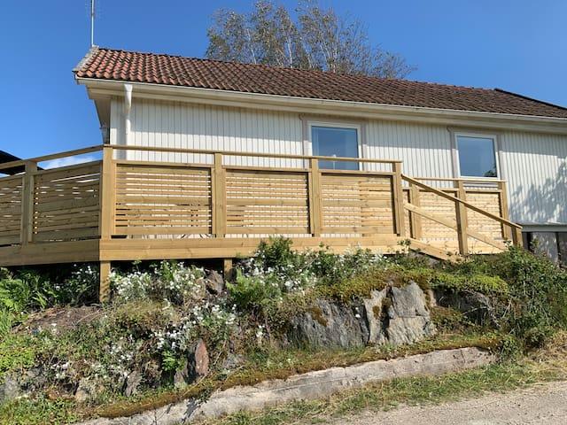 Havsnära  boende nära Marstrand