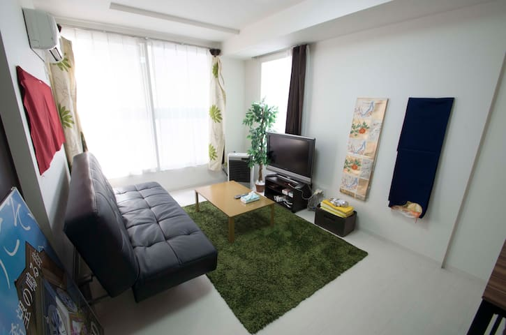 Nice and Comfy Apartment IIC 9 - Chuo Ward, Sapporo - Apartment