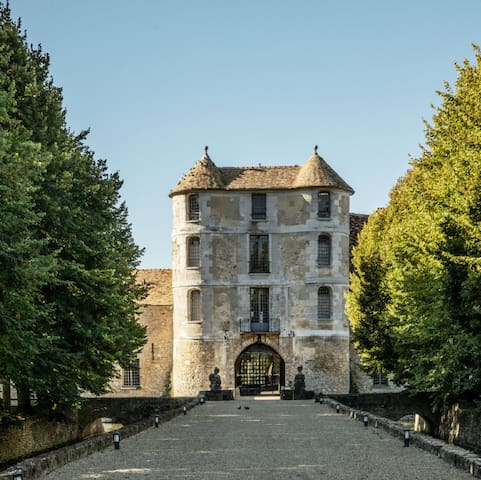 Maison de Campagne : Château Villiers-le-Mahieu
