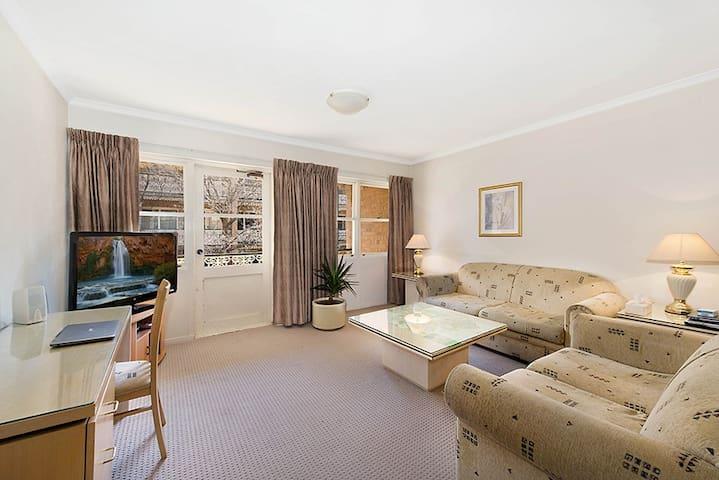 Argyle Apartments - Canberra - Reid - Lägenhet