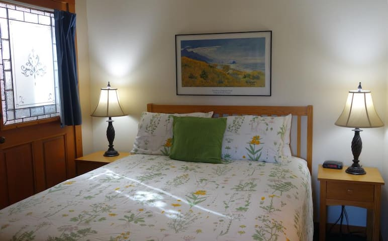 Garden Suite - Harrison Street Inn - Cannon Beach - Boutique-Hotel