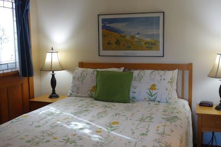 Garden Suite - Harrison Street Inn - Cannon Beach - Boutique-Hotel