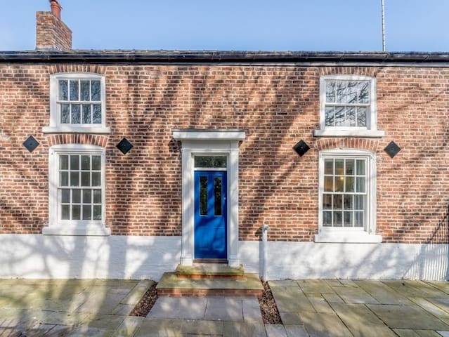 Welcoming luxury in a Grade II listed building