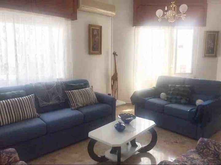 Family-style, modern Condo in Omonia, Limassol