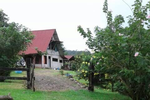 Cabaña Miravalles