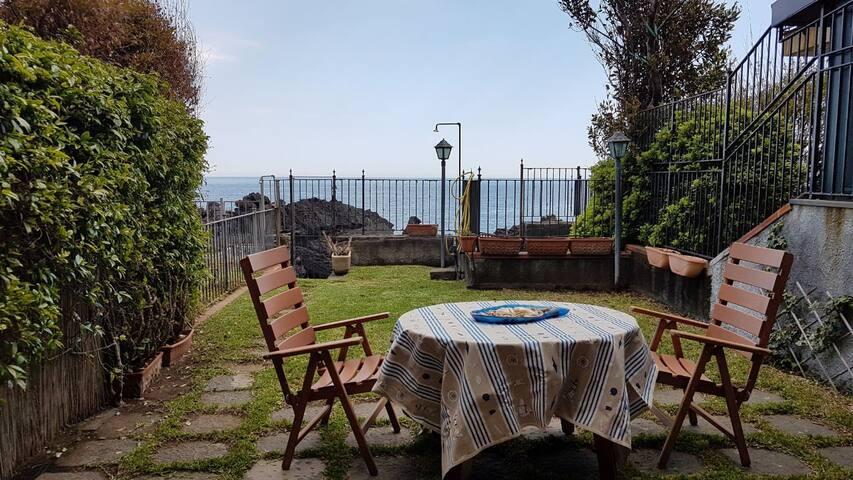 Deliziosa villetta sul mare - Acireale - Vacation home
