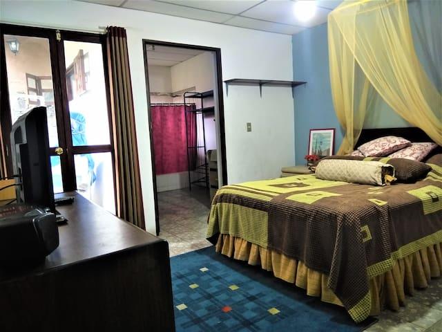 Residencia cómoda y segura