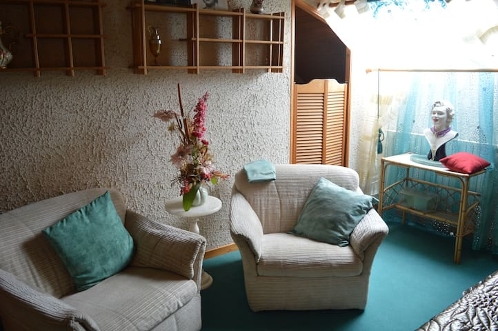 Chambre chez l'habitant - Nangy