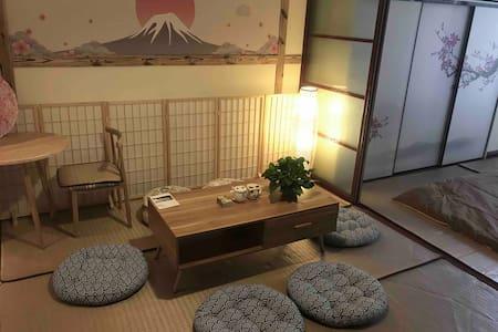 喵不语•【隐市小住】海亮、大昭、地下摩尔城、火车站纯复古日式民宿,可做饭,让您体验闹市内的静心居。