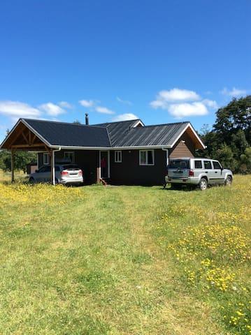 Hospedaje, y Naturaleza,  El descanso Familiar - Río Negro - House