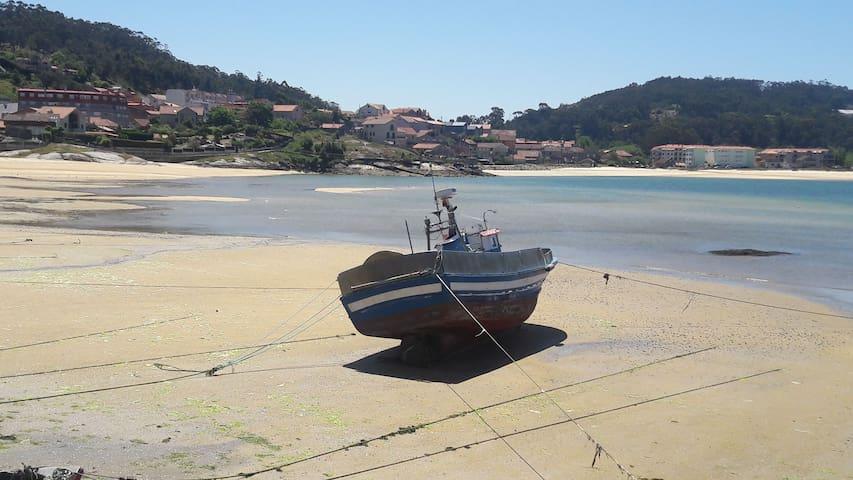 Playa de Aldán