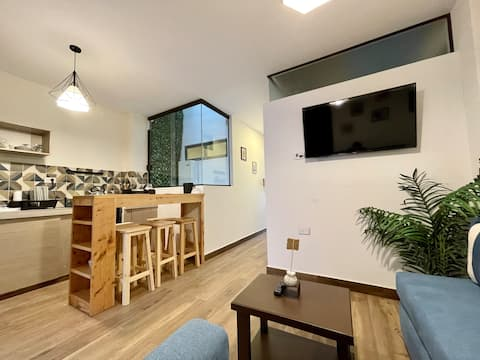 Modern 3-Bedroom Apartment Downton Sucre