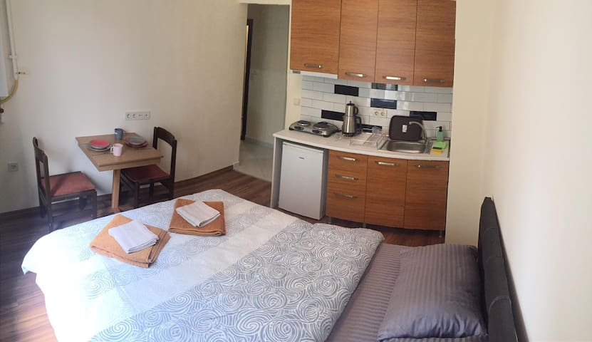 Taksim 21 Cozy Apartments No12